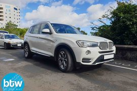 2014' BMW X3 20i Sdrive
