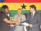 Ghana, Mauritius Explore Investment Synergy