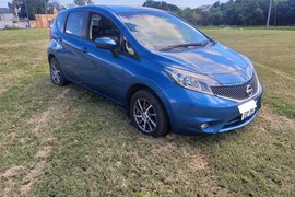2015' Nissan Note