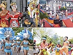 Carnival of the Seychelles: Sequins, Rhinestones, Colour- Victoria Bubbling