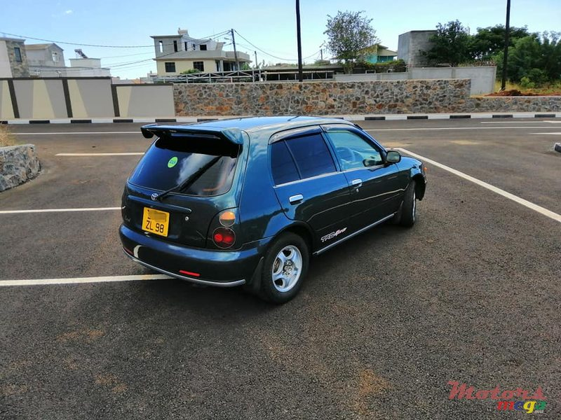 1998 Toyota Starlet N/A in Rivière Noire - Black River, Mauritius - 4