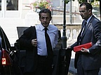 French Ex-President Sarkozy Held for Questioning: Legal Source