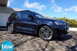 2016' BMW X3 M Sport package - SDRIVE 20i
