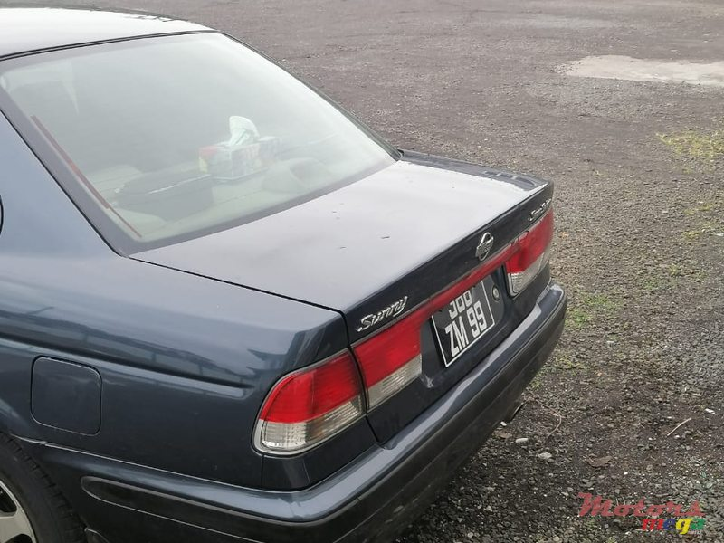 1999 Nissan Sunny In good & Original  Condition en Quartier Militaire, Maurice - 6