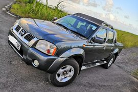 2005' Nissan Hardbody 3.0 turbo