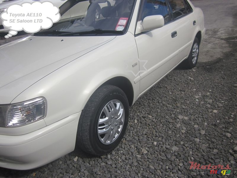 2000' Toyota Corolla AE110 Riviere for sale - 210,000 Rs
