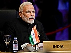 Davos Is Narendra Modi's Big Stage to Push a Muscular Vision of India