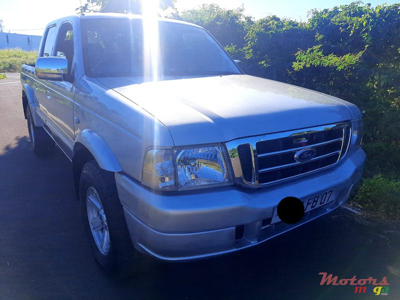 2007 Ford Ranger Turbo in Curepipe, Mauritius - 2