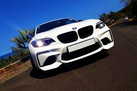 2016' BMW M2 M Competition