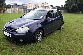 2009' Volkswagen Golf V