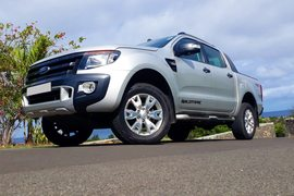 2015' Ford Ranger Wildtrack
