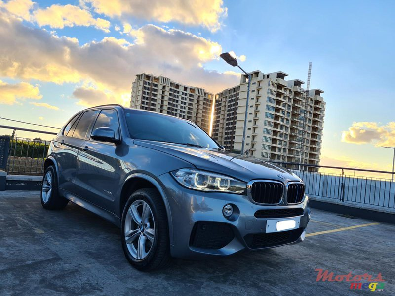 2015 BMW X5 M package 2.5d automatic in Vacoas-Phoenix, Mauritius