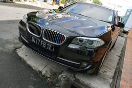 2012' BMW 5 Series dorigine