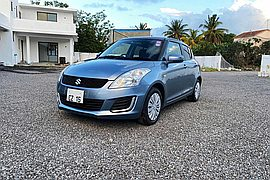 2015' Suzuki Swift