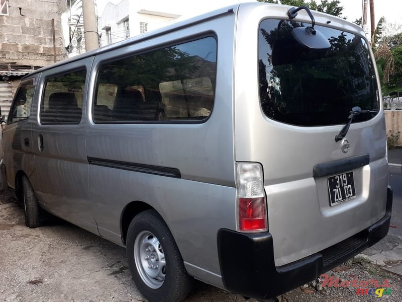 2003 Nissan E25 Full Option  GOODS VEHICLE in Port Louis, Mauritius
