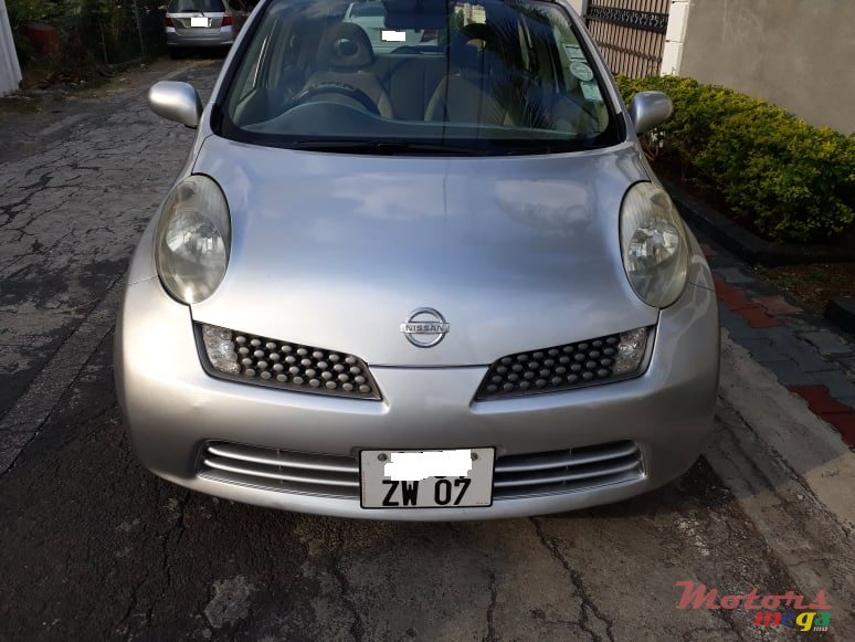 2007 Nissan March ak12 in Port Louis, Mauritius