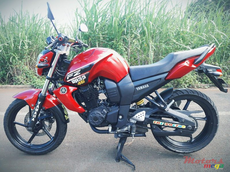 2014 Yamaha in Terre Rouge, Mauritius