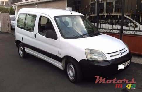 citroen berlingo  sale  rs curepipe