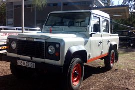 1991' Land Rover Defender 110