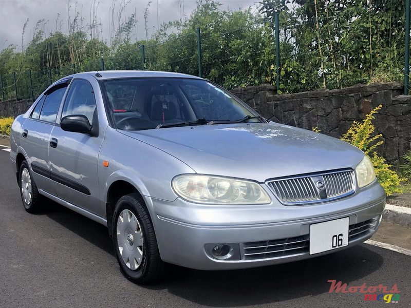 2006 Nissan Sunny in Curepipe, Mauritius - 2