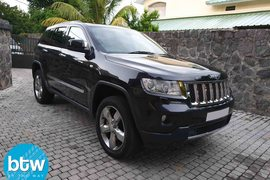 2012' Jeep Grand Cherokee Overland 4WD 294HP
