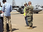 U.S. Marines Poised to Enter South Sudan