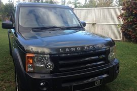 2008' Land Rover Defender Cup Descovery 3 HSE