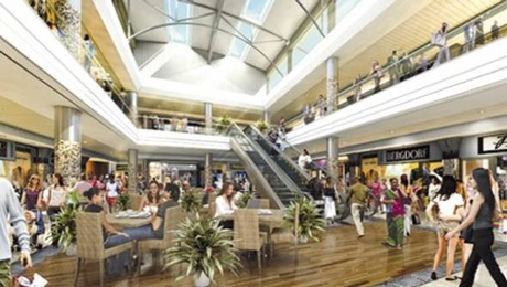 Restaurants In Concord Mills Food Court