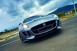 2013' Jaguar F-Type