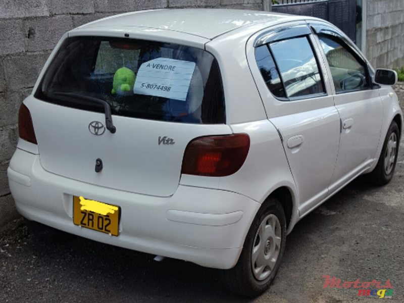 2002' Toyota Vitz for sale - 190,000 Rs  Vacoas-Phoenix