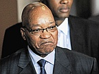 South Africa's Jacob Zuma Faces Impeachment Vote