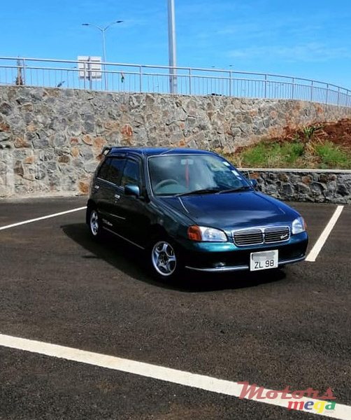 1998 Toyota Starlet N/A in Rivière Noire - Black River, Mauritius