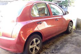 2008' Nissan March