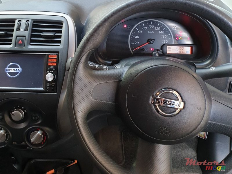 2015 Nissan March in Vacoas-Phoenix, Mauritius - 3