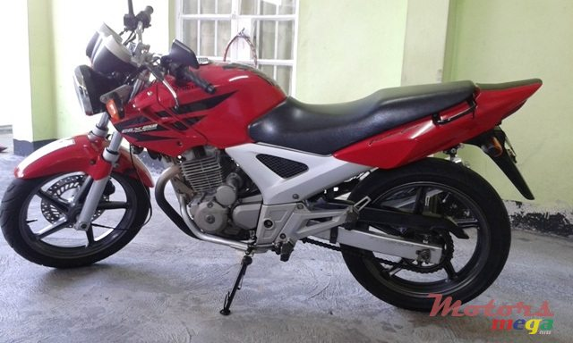 2010 Honda CBX250 TWISTER in Port Louis, Mauritius