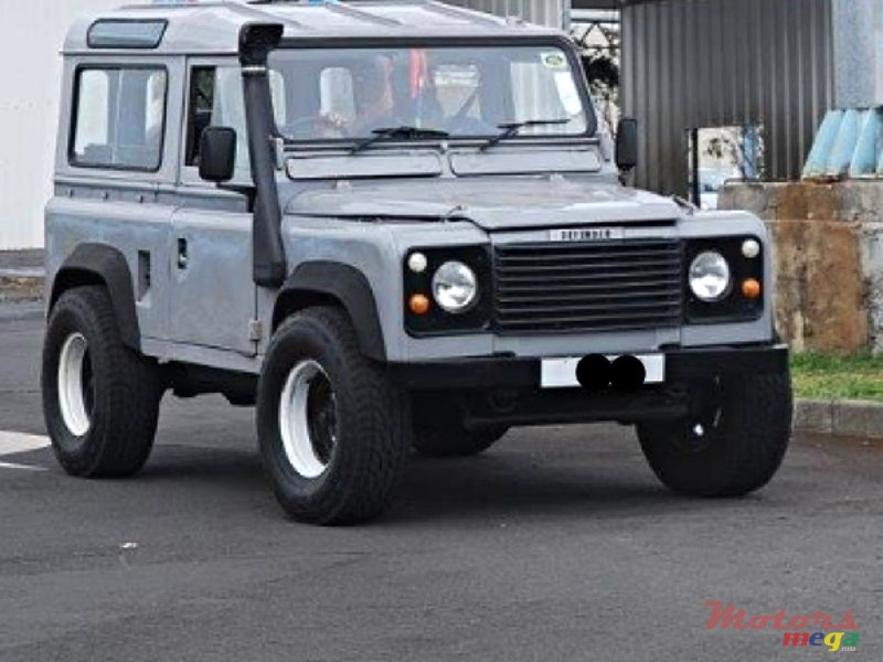1992 Land Rover Defender 90 For Sale 450 000 Rs Yusuf