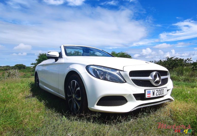 2017 Mercedes-Benz C-Class C180 Cabriolet in Grand Baie, Mauritius