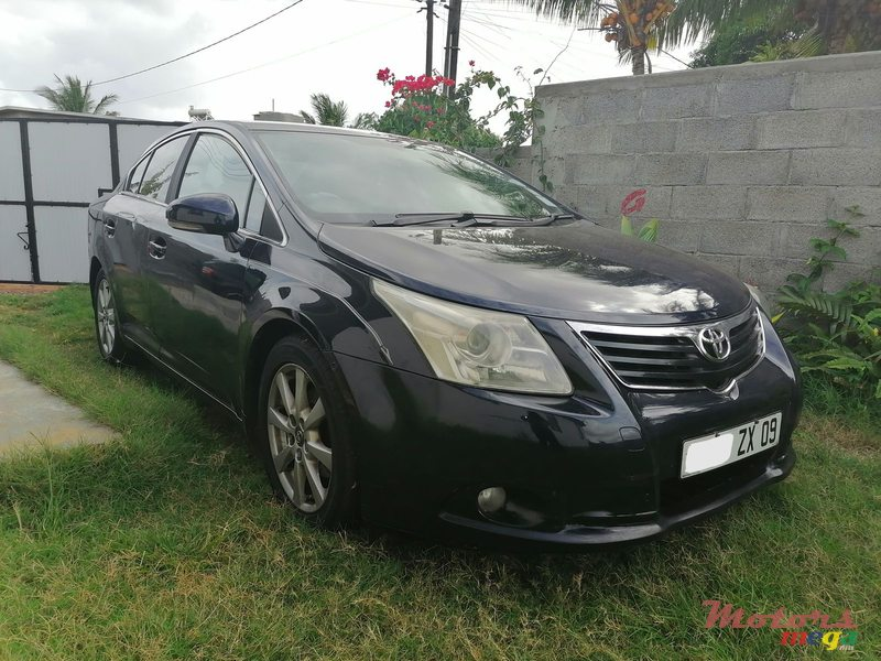 2009 Toyota Avensis in Port Louis, Mauritius - 5