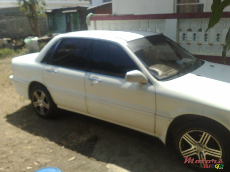 1992 mitsubishi galant super saloon for sale   93 000 rs
