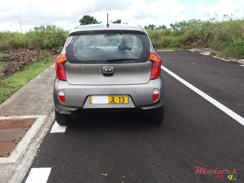 2013 Kia Picanto ( manual) in Quartier Militaire, Mauritius