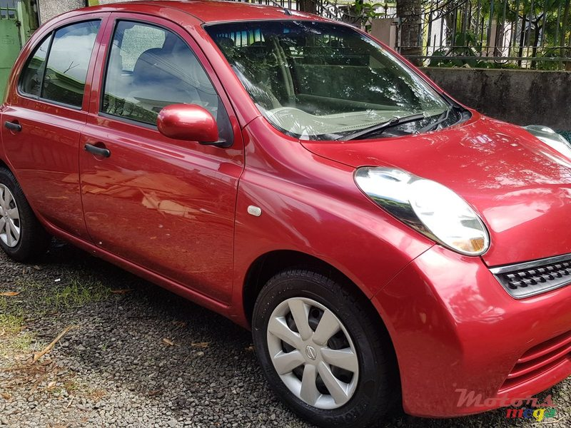 2010 Nissan March in Rose Belle, Mauritius