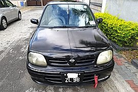 1998' Nissan March