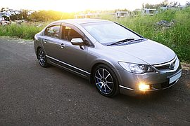 2008' Honda Civic 1.6 i-vtec
