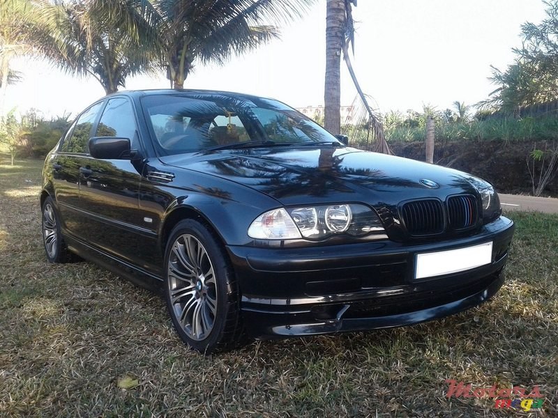 1999 BMW 318i (E46) in Rose Belle, Mauritius