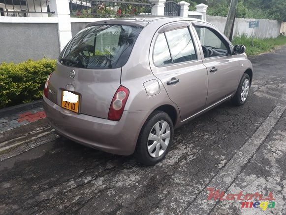 2010 Nissan March Ak12 in Port Louis, Mauritius - 5