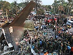 Death Toll Rises to 142 After Indonesian Military Plane Crashes Into City