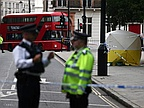 Woman killed, five hurt in central London knife attack