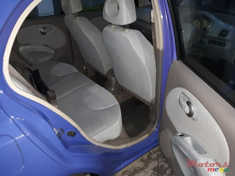 2007 Nissan March Ak12 en Port Louis, Maurice - 4