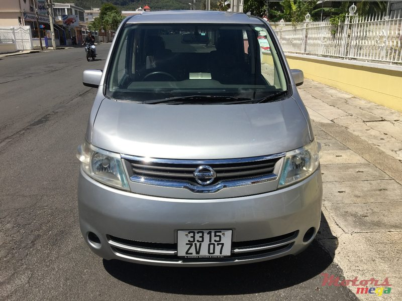 2007 Nissan in Port Louis, Mauritius