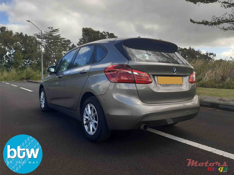 2015 BMW 2 Series 218i Grand Tourer (F46) in Moka, Mauritius - 2